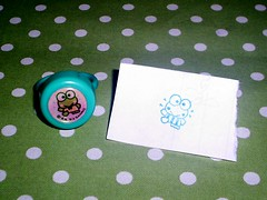 vintage keroppi stamp ring (Hazel) Tags: vintage ring sanrio stamp 1993 kawaii keroppi