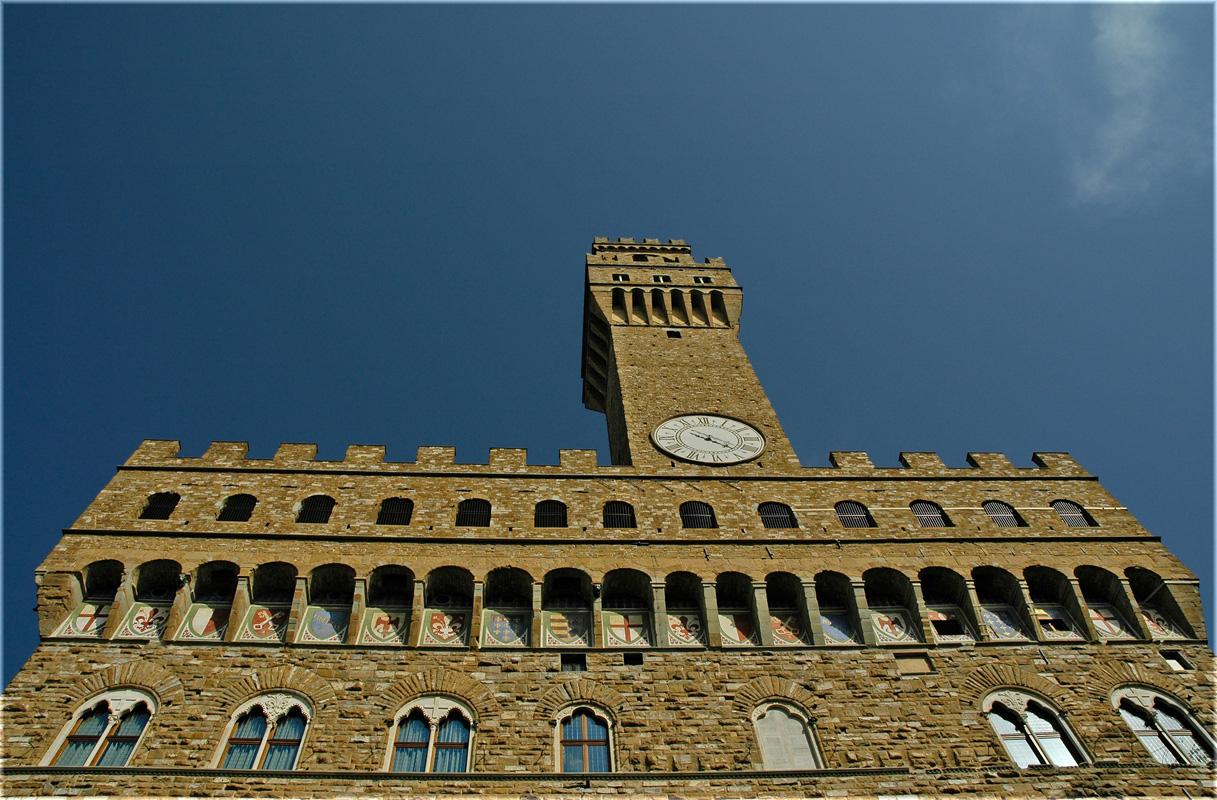 palazzo vecchio италия флоренция italy florence