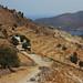 landschap op 't eiland Patmos