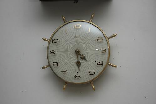 Smiths wall clock