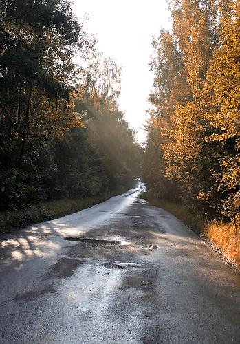 Kelias į rudenį