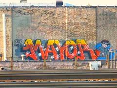 MAYOR (Billy Danze.) Tags: chicago graffiti mayor xmen d30 kwt 2nr