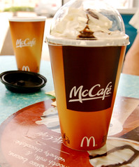 Our Daily Challenge: Drink~~Delicious McDonald...