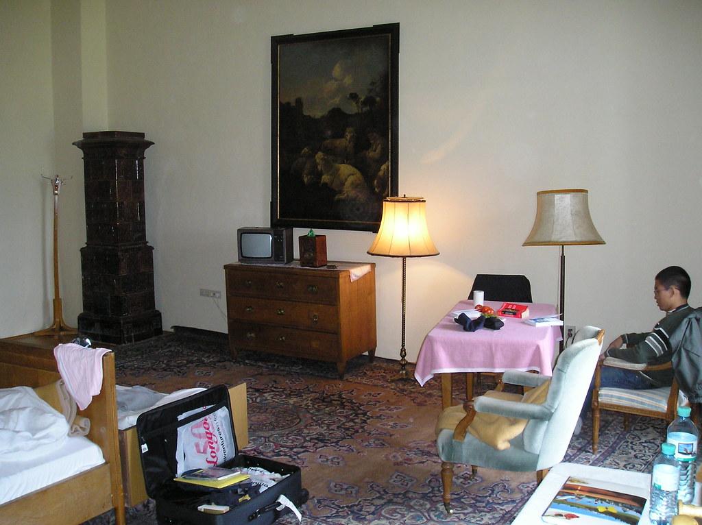 drosendorf schloss room