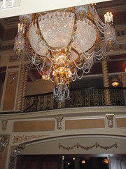 Chandalier (Carrie and Charles) Tags: wedding genesee venues genessetheatre