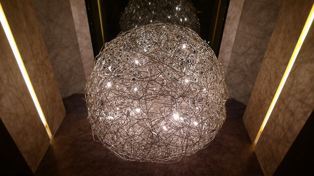 W Hall Light Ball