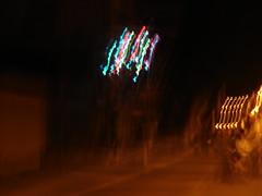 Colores de arcoris (andaluza catalana) Tags: espaa luz cortina reja luces colores catalunya cordn lleida cuadro trrega colorrosa lrida colorverde efectosespeciales colordorado colorazul lurgel