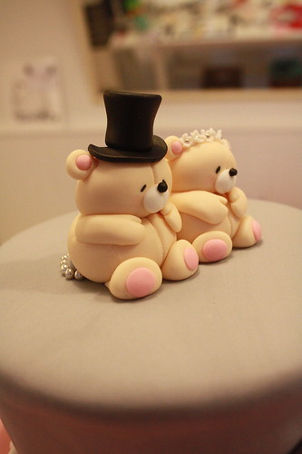 Shaun & Venice's cake