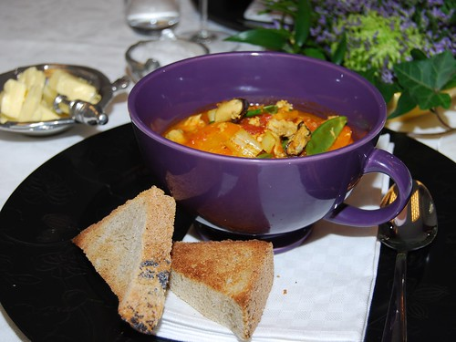 Seafood soup 3