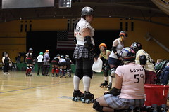 Albany All Stars140 (chimpmitten) Tags: rollerderby albany albanyny albanyallstars