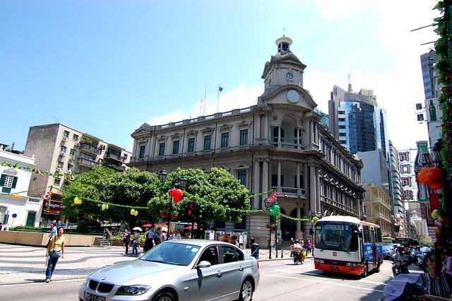 郵政大樓, Macau