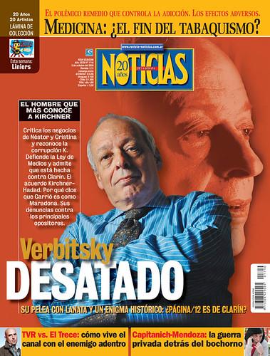 Quién es Horacio Verbitsky?