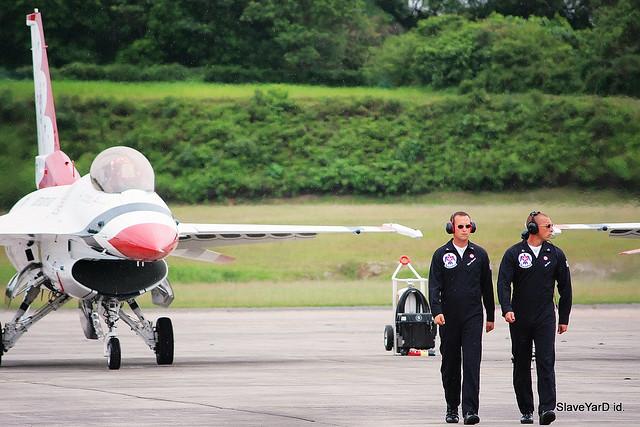 Thunderbirds Ready To Go