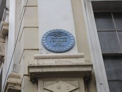 Photo of Blue plaque № 1958