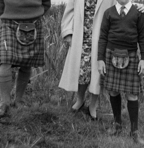 Kilts - old photo
