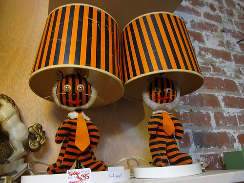 Little tiger lamps.
