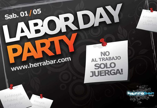 Labor Day Party - Herrabar Lounge
