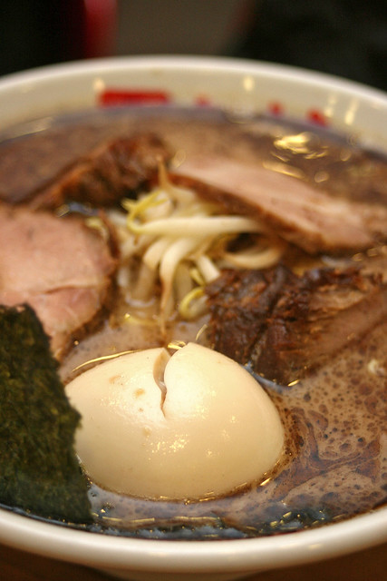 Cherie's chashu ramen without scallions