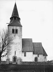 Anga Church, Gotland, Sweden