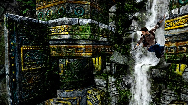 UNCHARTED: Golden Abyss for NGP