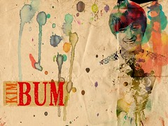 Kim Bum Wallpaper (AeroRyuu) Tags: wallpaper kimbum