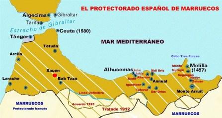 Aventura en marruecos iv chaouen o el reino azul - Telas marroquies ...