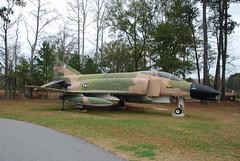 F-4C Phantom (HarveNYC) Tags: museum georgia force air savannah mighty eighth
