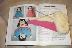 Topsy-turvy dolly