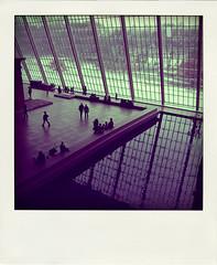 at the Met (Go Orbit) Tags: nyc newyorkcity metropolitanmuseum egyptianart poladroid