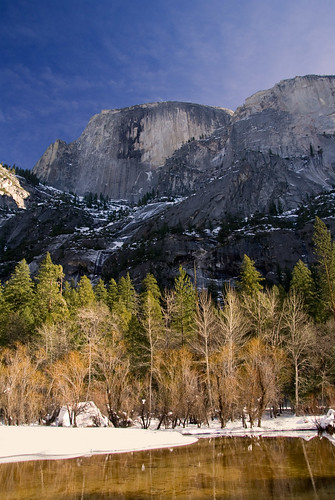 Half Dome Mirror Lake