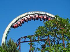 Hansapark - Nessie Looping (www.nbfotos.de) Tags: amusementpark rollercoaster funfair looping ostsee schleswigholstein nessie bigdipper achterbahn vergnügungspark hansapark freizeitpark sierksdorf recreationalpark