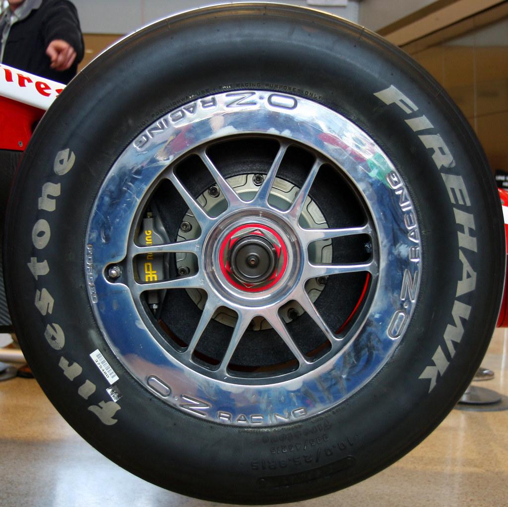 Firestone Firehawk Indy Car Tire