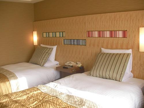 ホテル・オークラ福岡、客室