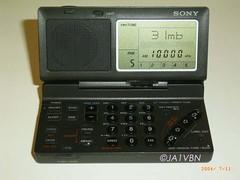 SONY ICF-SW100S Receiver