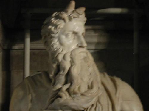 De Mozes van Michelangelo