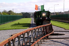 The Lartigue (Callanan Photo) Tags: ireland irish train engine ballybunion steam monorail callanan listowel larteigue markcallananphotography