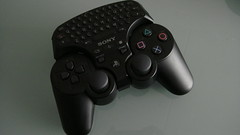 Dualshock sixaxis controller with keypad - by Steve75