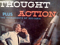 Thought plus action