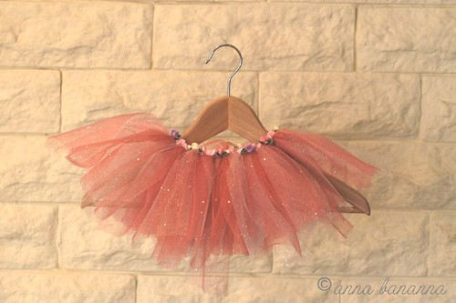 Wee Pink Princess tutu
