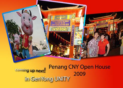CNY Open House