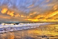 Il Mare e Dio (* landscape photographer *) Tags: italy tramonto mare natura basilicata cielo dio matera lido thegalaxy policoro platinumheartaward salvyitaly lucaniabella