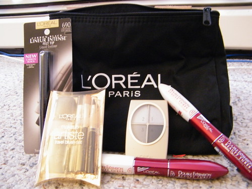 L'Oreal Double Extension Beauty Tubes Mascara