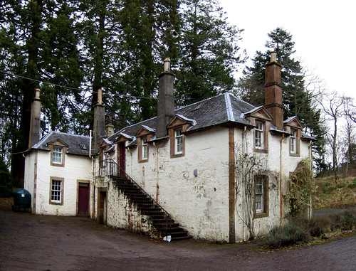 Coach house at Dumfries house 4