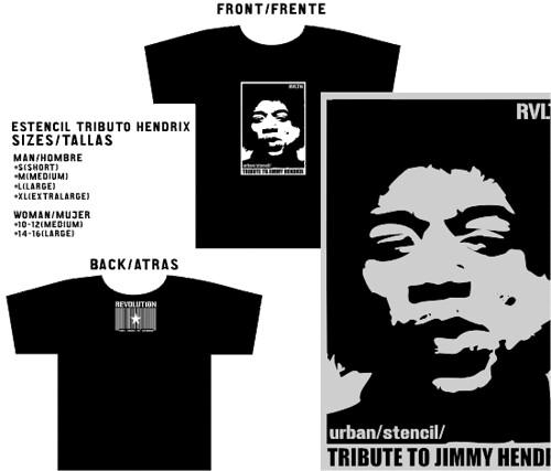 Colección 2003 - Tributo Hendrix
