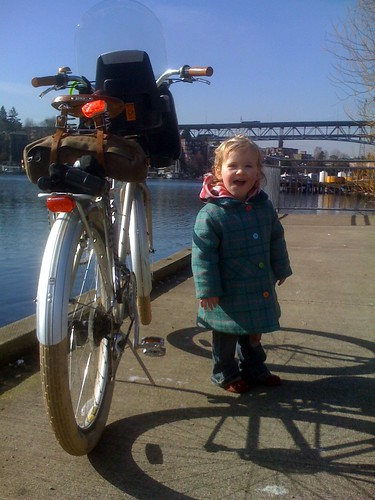 More Toddler Cycle Chic