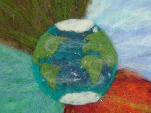 Earth, Wind, Fire....