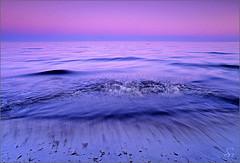 the sea (Sandra Bartocha) Tags: sea nature water sundown wave balticsea danmark naturesbest bornholm blueribbonwinner overtheexcellence theperfectphotographer flickrlovers wildwondersofeurope csandrabartocha wwwbartochaphotographycom