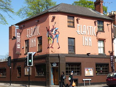 Elastic Inn, Coventry (lydia_shiningbrightly) Tags: bar pub coventry elastic pubnames elasticinn