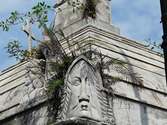 Tomb in Recoleta Cemetery