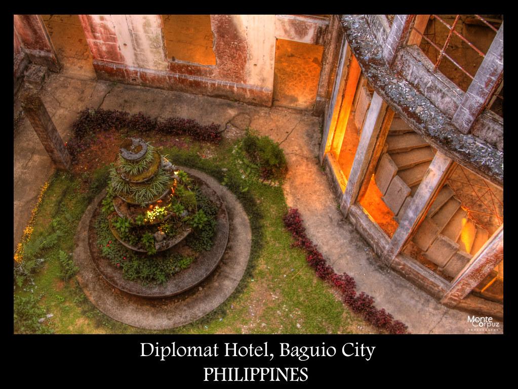 Diplomat Hotel [HDR]